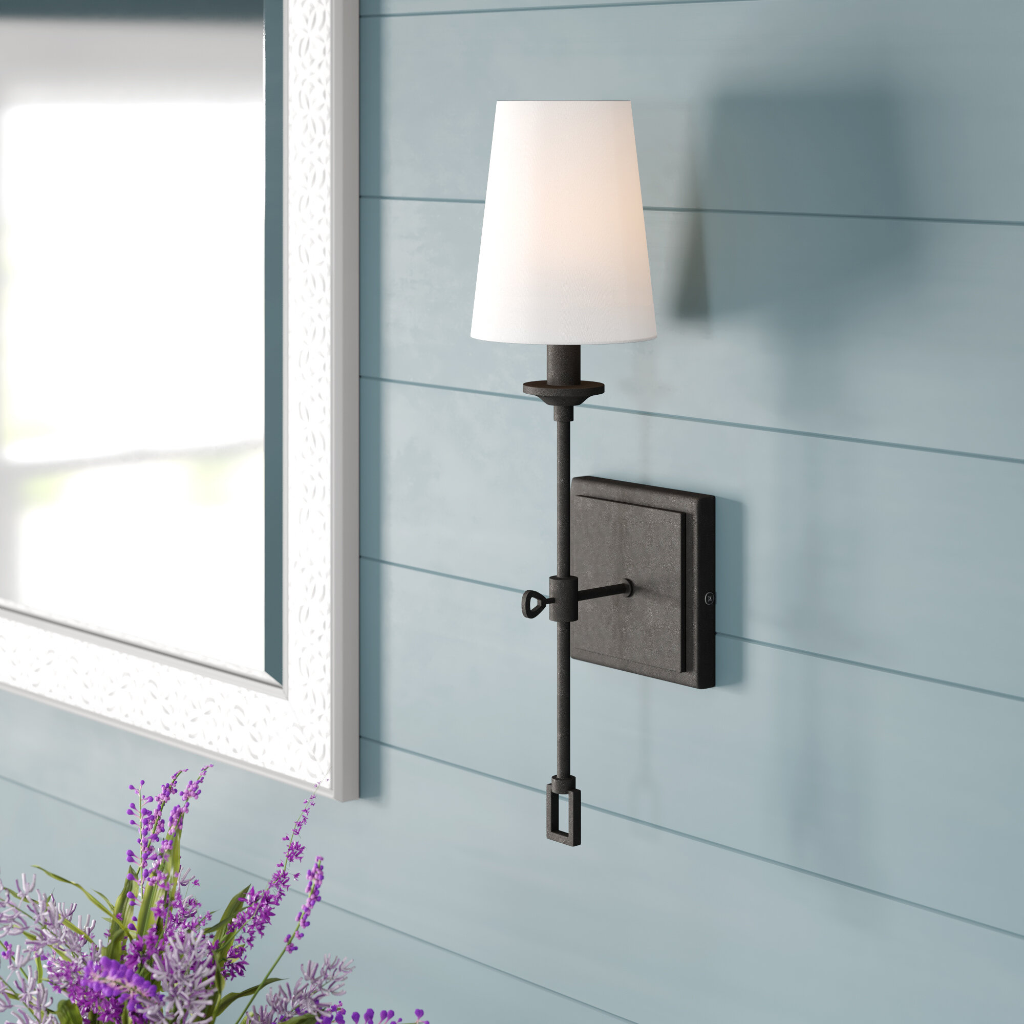 Cottage Country Wall Sconces You Ll Love In 2020 Wayfair