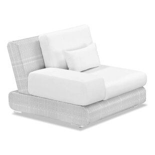 100 Essentials Sumba Single Sectional Piece with Cushions