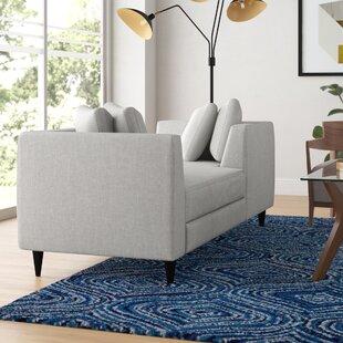 Indoor Double Chaise Lounger Wayfair