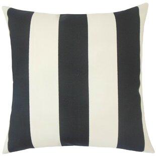 Kanha Striped Throw Pillow