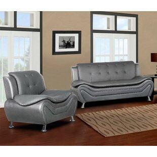 Bannack Standard Configurable Living Room Set by Orren Ellis