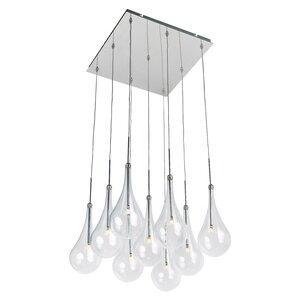 Neal 9-Light LED Pendant