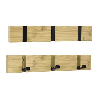 Ranchester Wall Mounted Coat Rack By Alpen Home