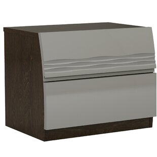 Hufnagel 2 Drawer Nightstand