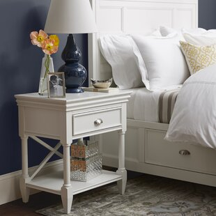 Price comparison McLelland 1 Drawer Nightstand ByDarby Home Co