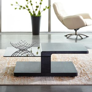 Newport Rectangular Coffee Table by Wade Logan