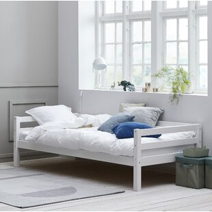 Boutwell European Single (90 X 200cm) Bed Frame By Isabelle & Max
