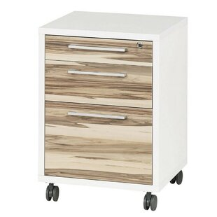 Turk Vertical Filing Cabinet By Mercury Row