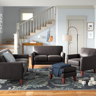 Abarca 4 Piece Living Room Set by Andover Mills™