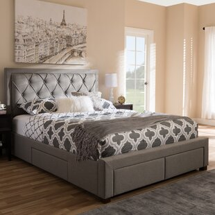 Best Reviews Tantallon Storage Upholstered Platform Bed by Rosdorf Park Reviews (2019) & Buyer's Guide