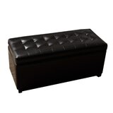 Malm Upholstered Storage Bench by Charlton Home®