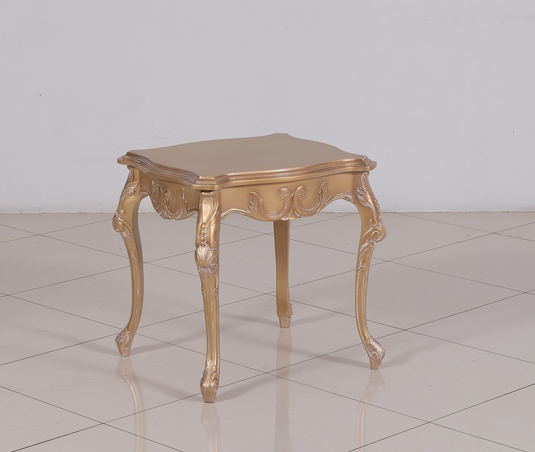 Europeanfurniture Imperial Palace End Table Wayfair