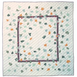 Patch Magic Falling Leaves Quilt