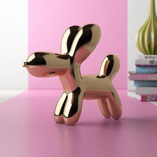 Balloon Dog Piggy Bank Wayfair