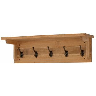 Rafeala Wall Mounted Coat Rack By August Grove