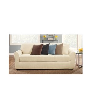 Sure Fit Box Cushion Sofa ..