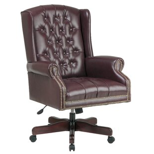 Online Reviews Hunstant Executive Chair by Darby Home Co Reviews (2019) & Buyer's Guide