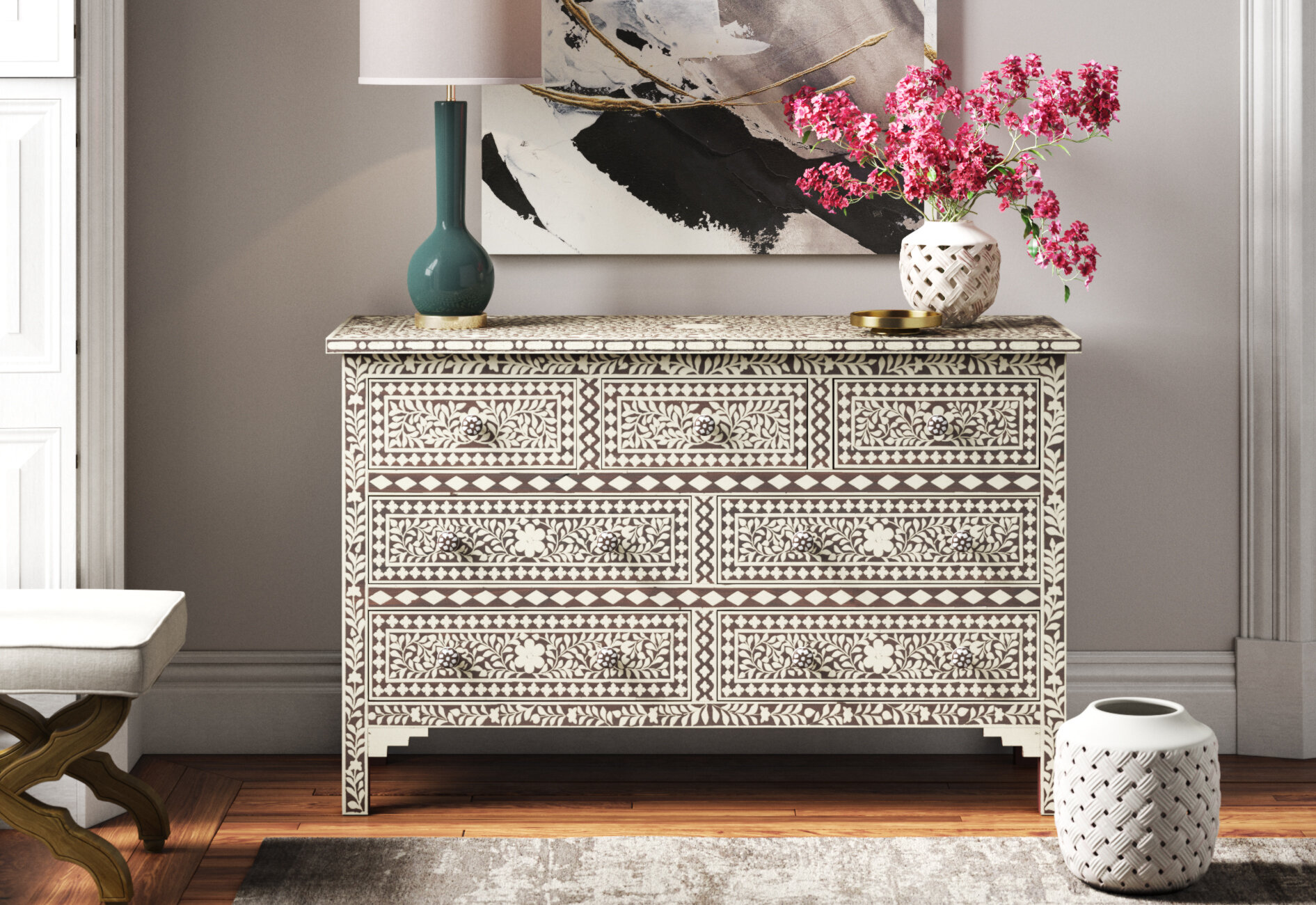 5 Secrets To Styling A Chest Of Drawers Wayfair Co Uk
