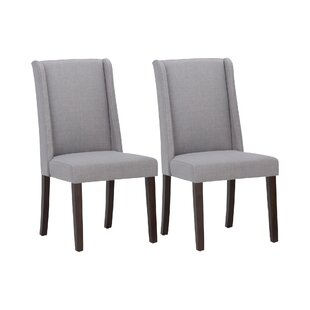 Sotherby Deluxe Upholstered Dining Chair (Set Of 2) By Simpli Home