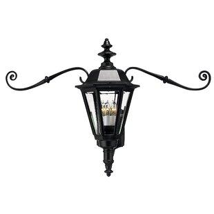Hinkley Lighting Manor House 4-Ligh Outdoor Wall Lantern