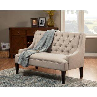 Edenbridge Upholstered Bench by Canora Grey