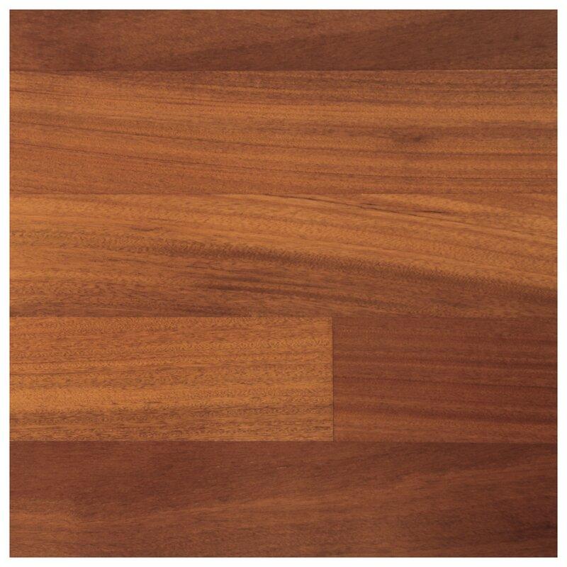 Easoon Usa 3 Engineered African Tigerwood Hardwood Flooring In
