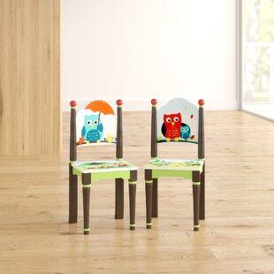 Durst Children's 2 Chair Set (Set Of 2) By Zoomie Kids