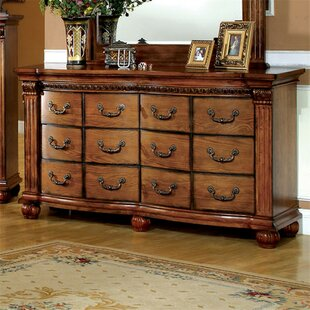 Goulet 12 Drawer Dresser