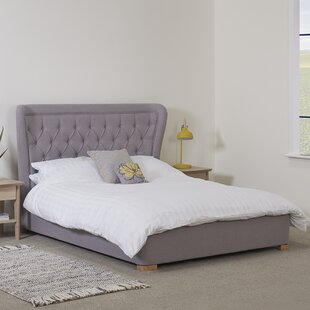 Dane Upholstered Bed Frame By August Grove
