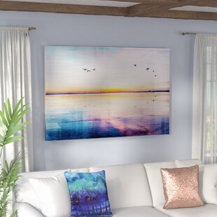 'The Horizon' Graphic Art Print on Acrylic by Highland Dunes