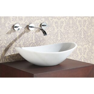 Shop For Stone Oval Vessel Bathroom Sink By Avanity