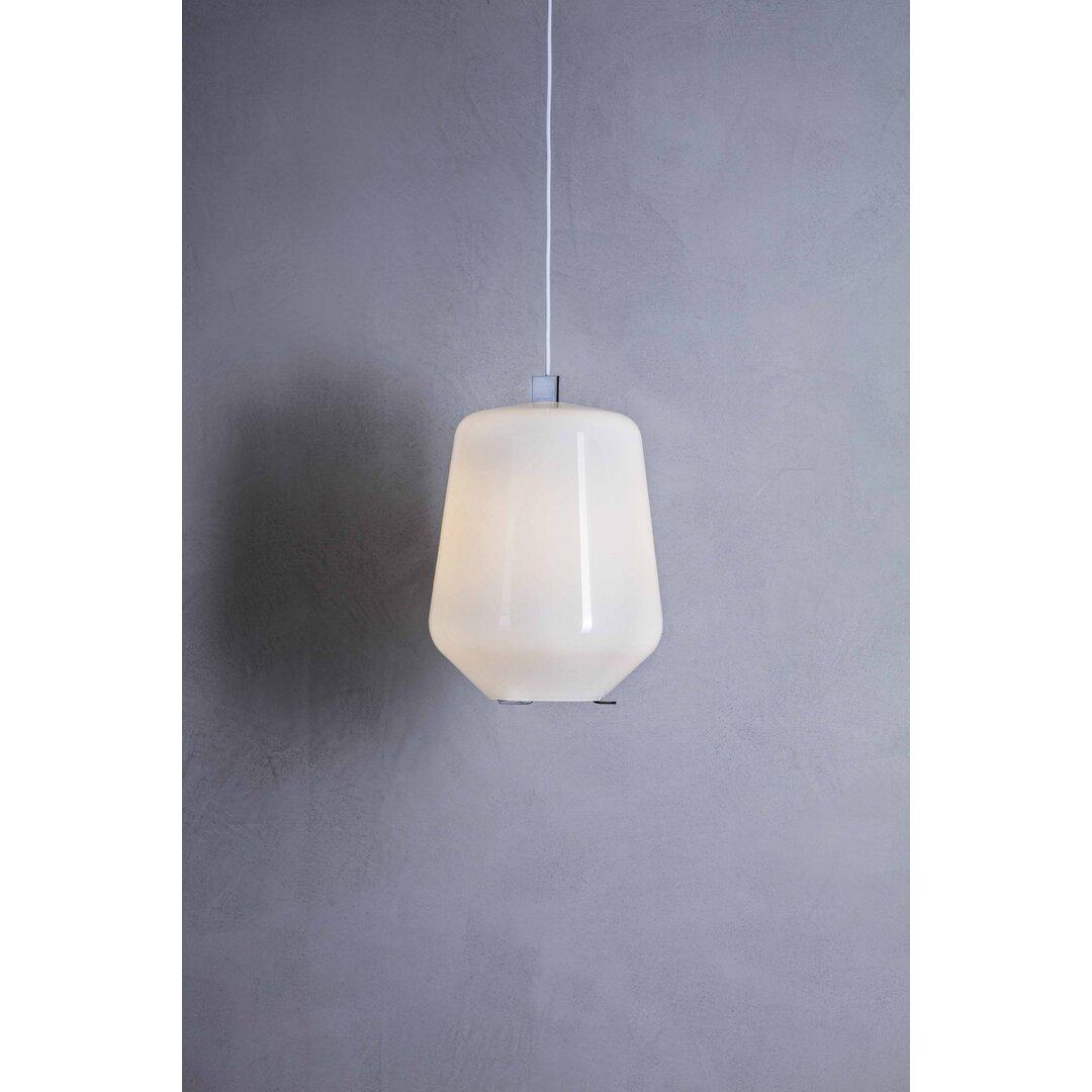 Luisa 1 - Light Schoolhouse LED Pendant