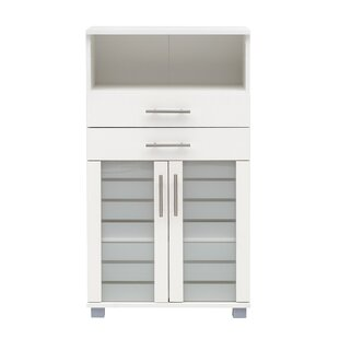 Mccaw 59.8 X 110.5cm Free Standing Cabinet By Mercury Row