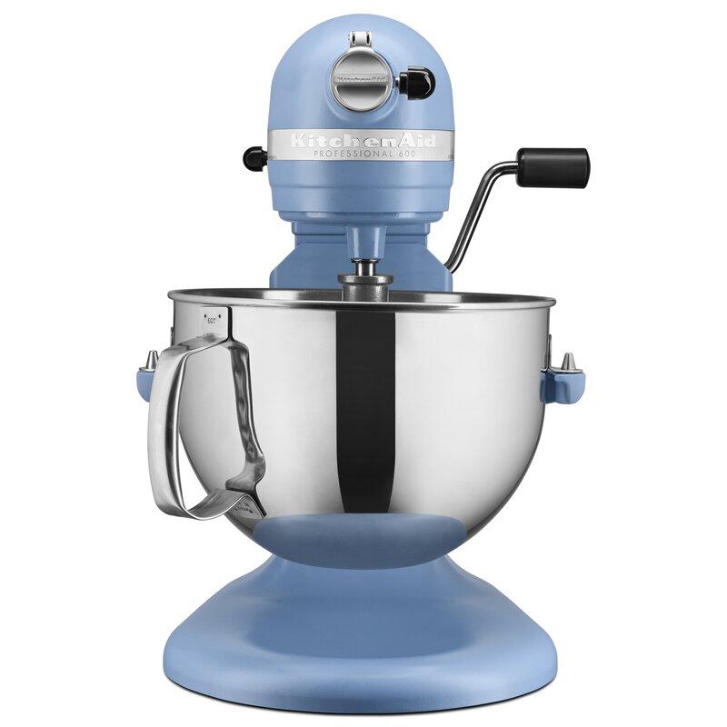 KitchenAid® Professional 600 Series Bowl-Lift 10 Speed 6 Qt. Stand Mixer