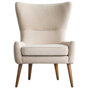 Alberto Wingback Chair