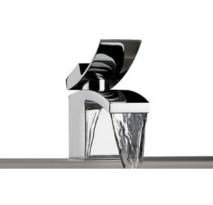 Artos Quarto Single Hole Waterfall Bathroom Faucet with