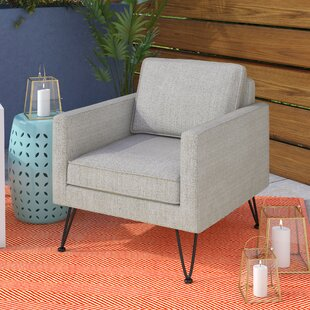 Medley Outdoor Lounge Chair with Cushions