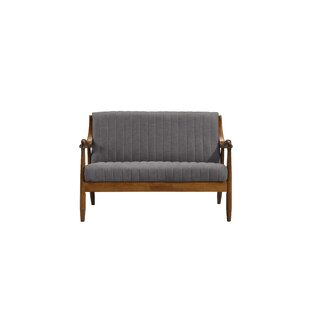 Shop Aahil Loveseat by Union Rustic
