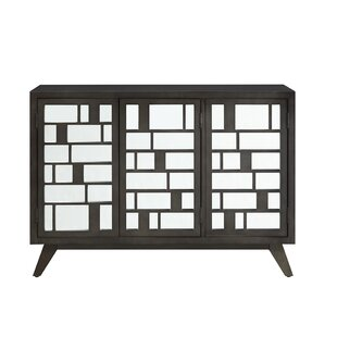 Mahan 3 Door Accent Chest by Wrought Studio