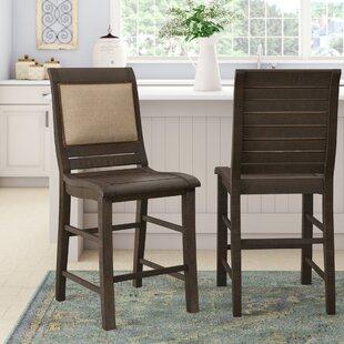 Epilobe 2 Piece Wood Dining Chair by Lark..