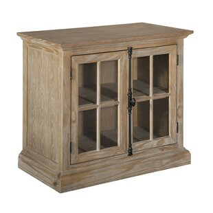 Opheim 2 Door Accent Cabinet by Ophelia & Co.