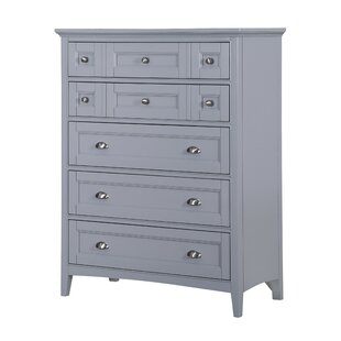 Rosecliff Heights Tanager 5 Drawer Chest