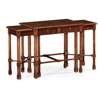 Tribeca 2 Piece Coffee Table Set by Jonathan Charles Fine Furniture SKU:BA133706 Check Price
