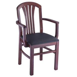 Winston Porter Krahn Arm Chair