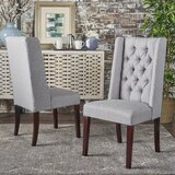 Grosse Upholstered Dining Chair (Set of 2) by Darby Home Co