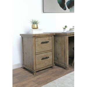 2-Drawer Vertical Filing Cabinet