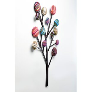 Bubble Tree Wall Mounted Coat Rack By KARE Design