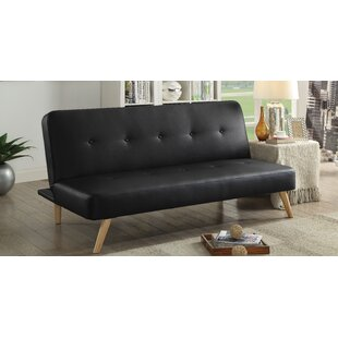 George Oliver Whitestone Contemporary Convertible Sofa