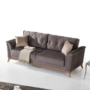 Alextown Sofa by Perla Furniture by Corrigan Studio