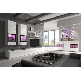 Search Results For White Gloss Living Room Units